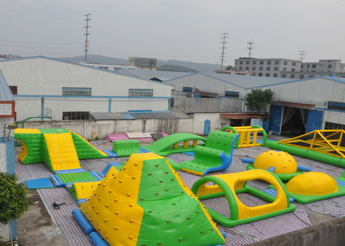B che gonflable plus grand waterpark de pvc du parc for Bache aquatique